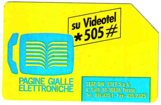 139-Pagine gialle elet.