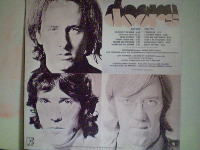 Doors - Riders on the storm