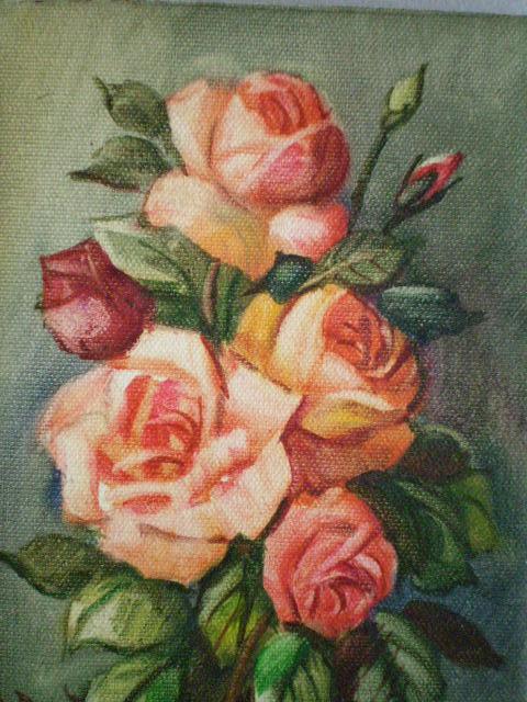 Eshop quadri cm 13x18 for Quadri con rose rosse
