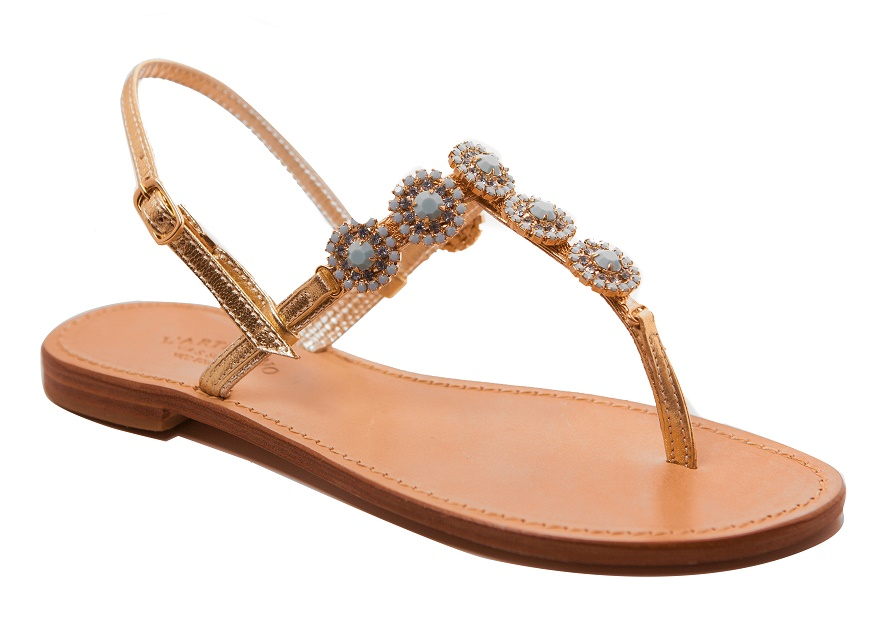 n-40 - Jewelry fashion Capri sandals