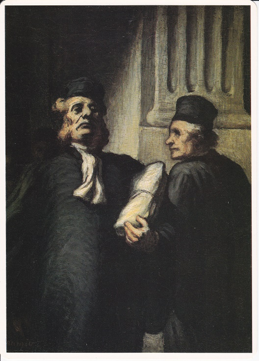 Daumier Honor� - Avvocati