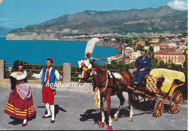 (so-0018) Sorrento Carrozzella - NV