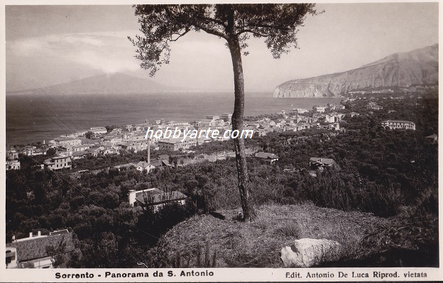 (so-0073) Sorrento da S.Antonio NV